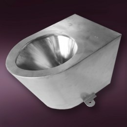 Vas WC independent antivandal inox